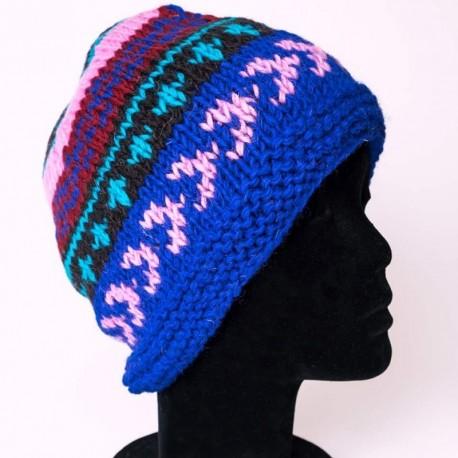 Gorro lana Hippie CAP46NE