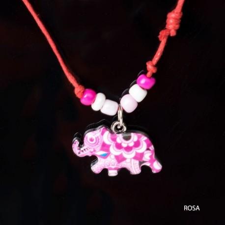 Collar elefante infantil KDCO8BA