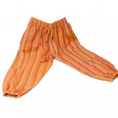 Pantalon hippie niño KDNE1809
