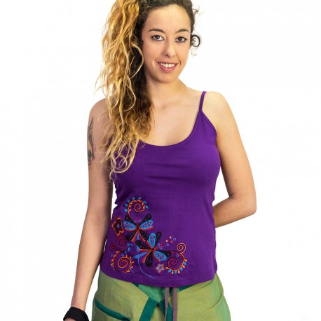 Top Hippie chic TPNE1803