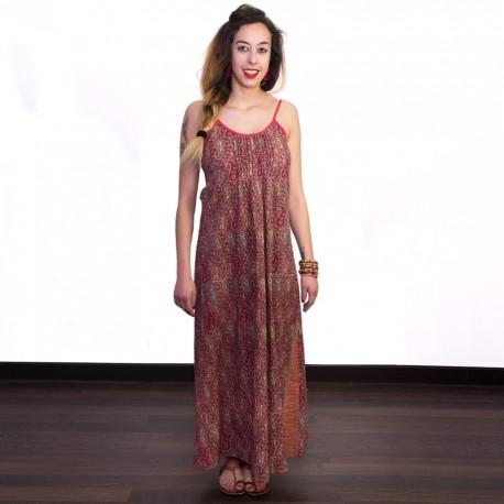 Vestido largo hippie DRIN1805