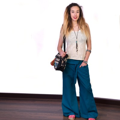 Pantalon casual TRIN1811