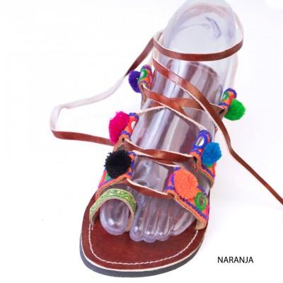 Sandalia hippie Esha