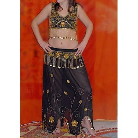 Traje danza oriental TRAJE N.3