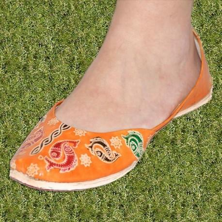 Zapatos de la India -Sandalia34