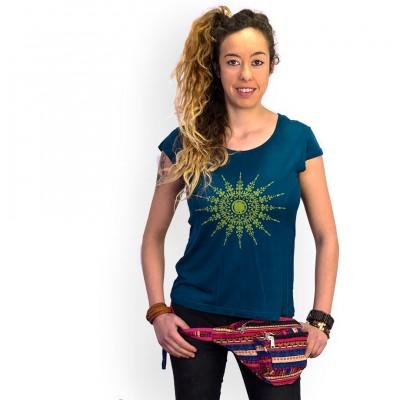 Camiseta Mandala TPNE1802
