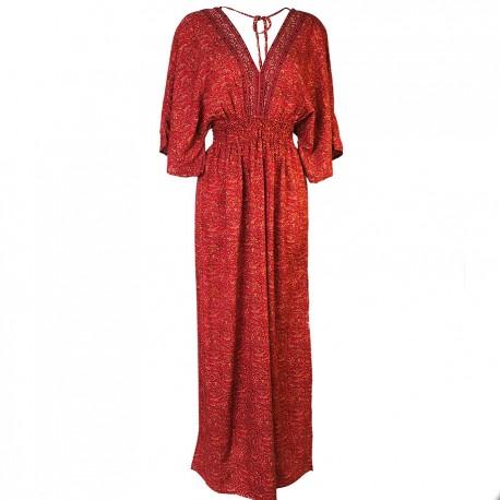 Vestido largo Kimono DRIN1806