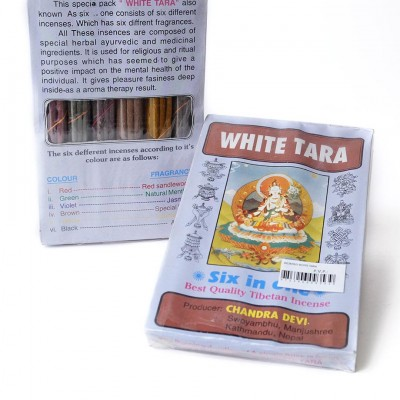 INCIENSO WHITE TARA