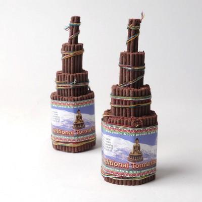 Incienso tibetano TORMA 01