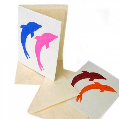 Tarjeta Delfin