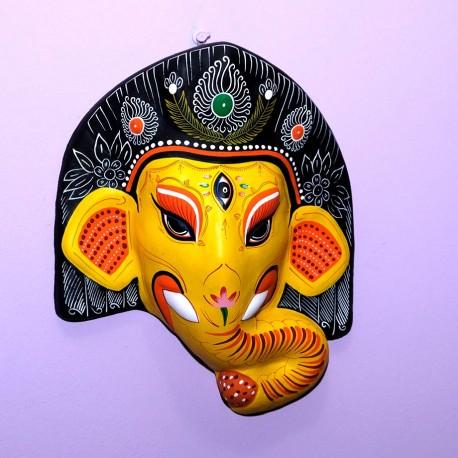 Mascara de Ganesh
