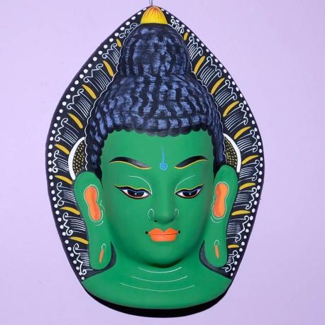 Mascara de Buddha