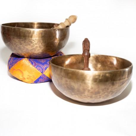 Cuenco tibetano 1010 gramos