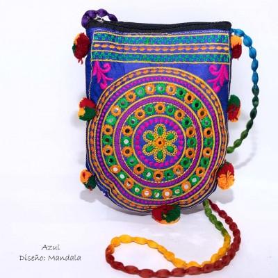 Bolso hippie pequeño BG294