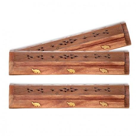 Inciensario caja madera IN14IN