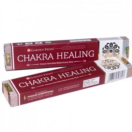 Incienso chakra healing