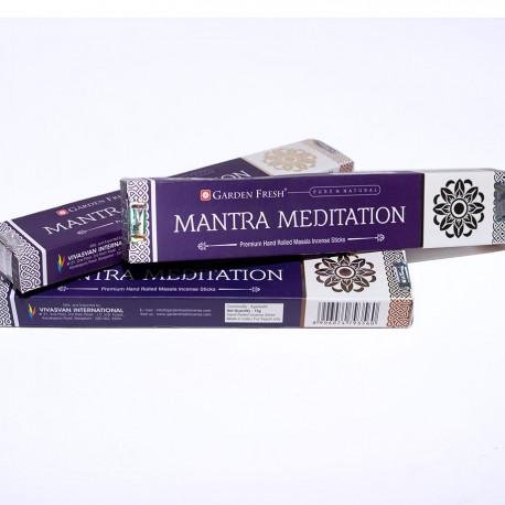 Incienso Mantra Meditation
