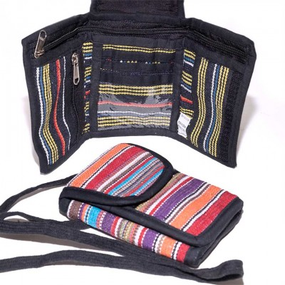 Billetera bolso hippie BI18IN