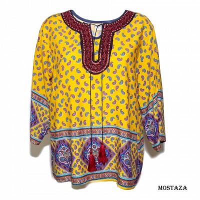Blusa etnica TPTH1817