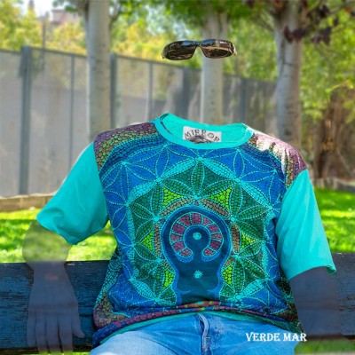 Camiseta hombre YOGA SHTH1803