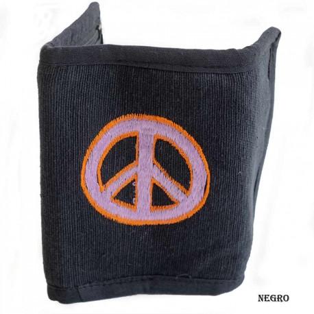 Billetera hippie bordada BI02NE