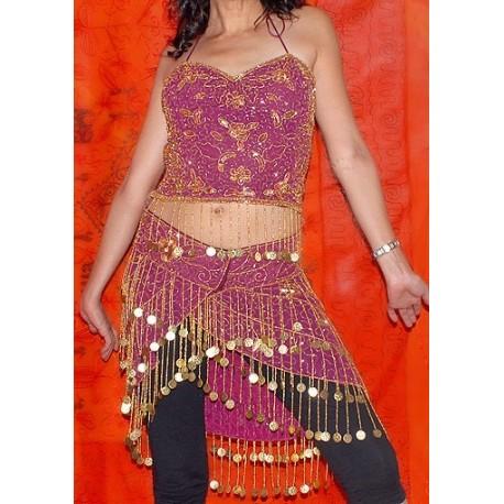 Top danza oriental MONT ABU