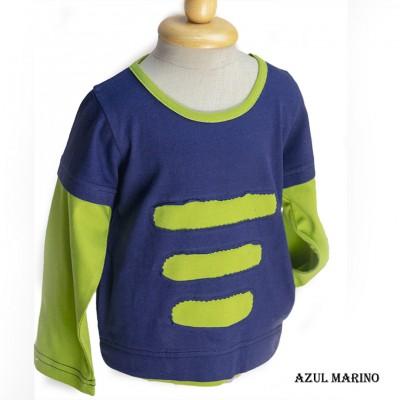 Camiseta hippie niños KDNE1815