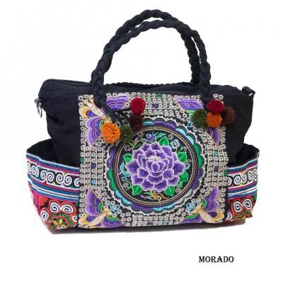 Bolso etnico Hmong BG313