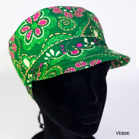 Gorra visera hippie CAP56TH