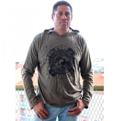 Camiseta tribal hombre SHTH1807