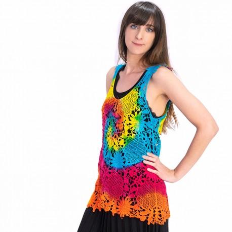 Top crochet hippie TPTH1902