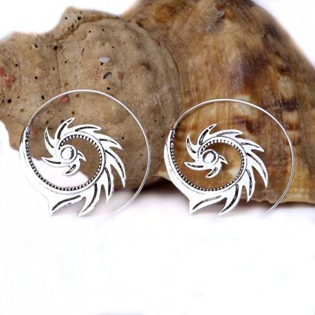 Pendientes espiral PE541IN