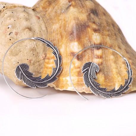 Pendientes espiral PE547IN