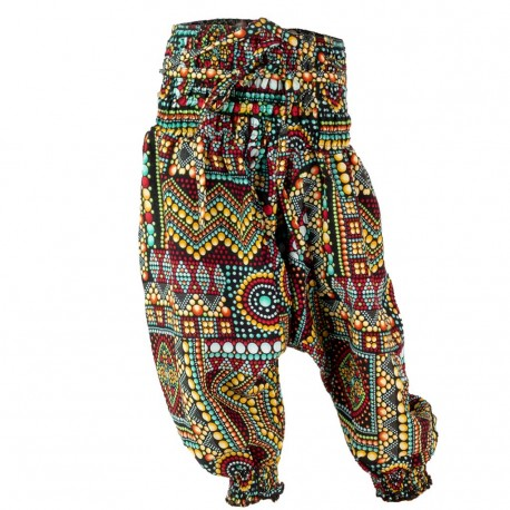 Pantalon hippie niños KDTH1901