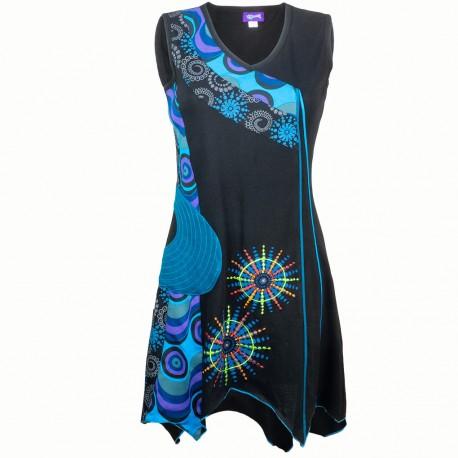 Vestido alternativo picos DRNE1902