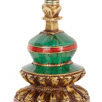 Pendientes tibetanos PE308NE