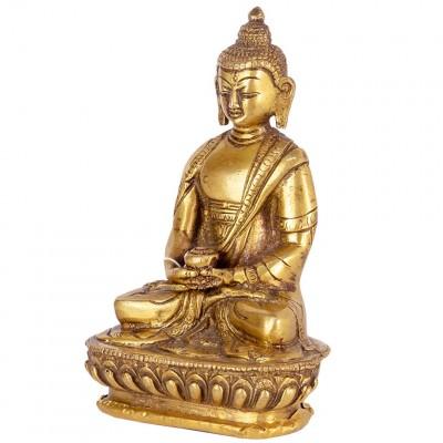 Buddha Amitaba bronce RST30