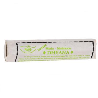 Incienso Mudra-Dhyana