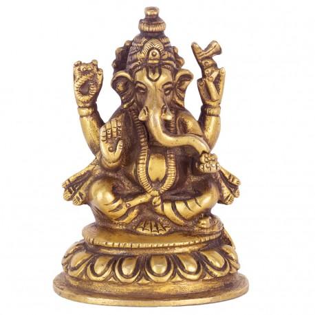 Figura Ganesh bronce RST31