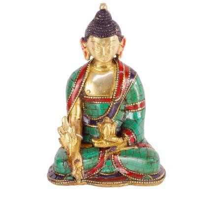 Buddha medicina turquesa RST33