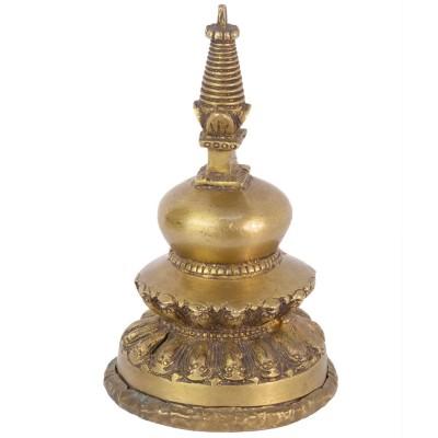 Stupa de bronce