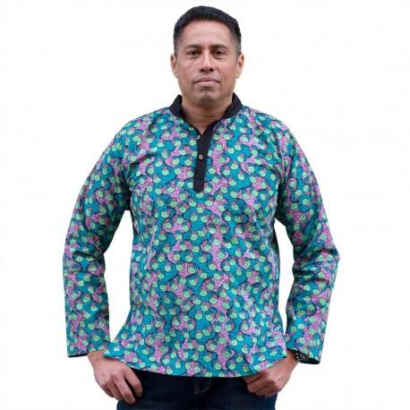 Camisa Boho hombre KTNE1901