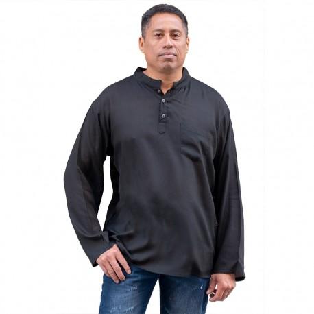 Camisa ibicenca hombre KTIN1902
