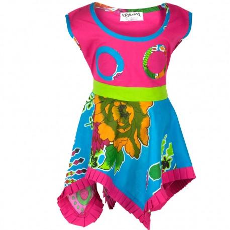 Vestido Boho niñas KDIN1916
