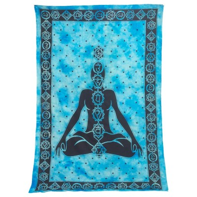 Colcha tapiz Yoga