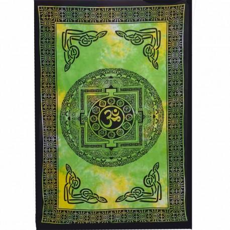 Colcha Mandala OM