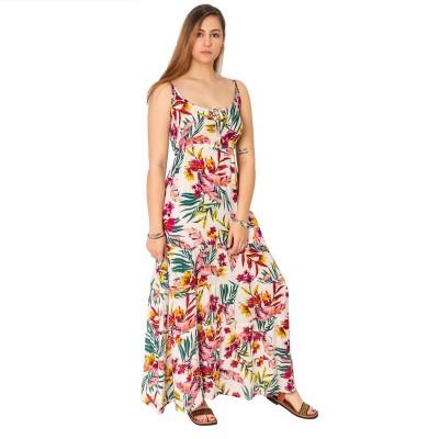 Vestido largo hippie DRIN1904