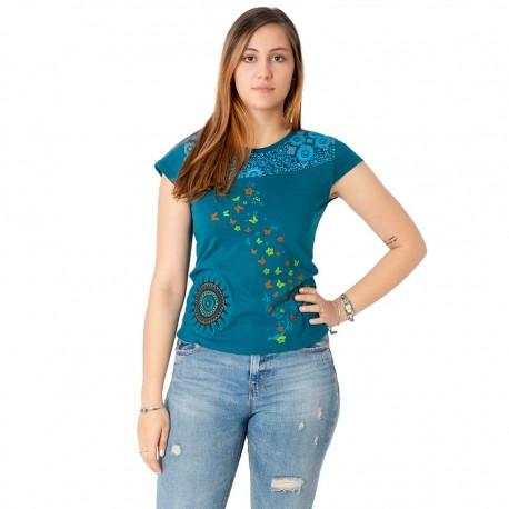 Camiseta mariposas TPNE1906