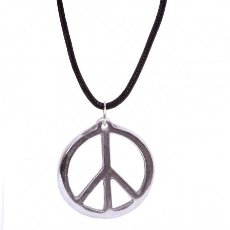 Collar simbolo paz CL154IN
