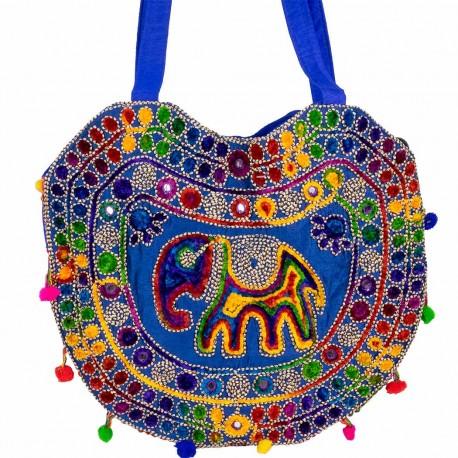 Bolso hippie elefante BG337